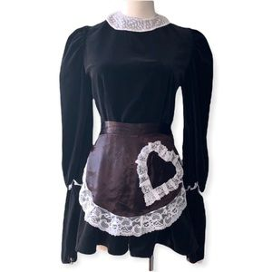 Velvet Maid Halloween Costume